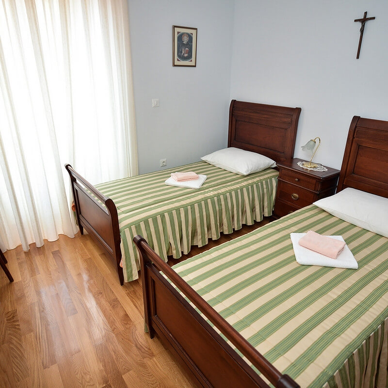 Accommodation St. Scholastica