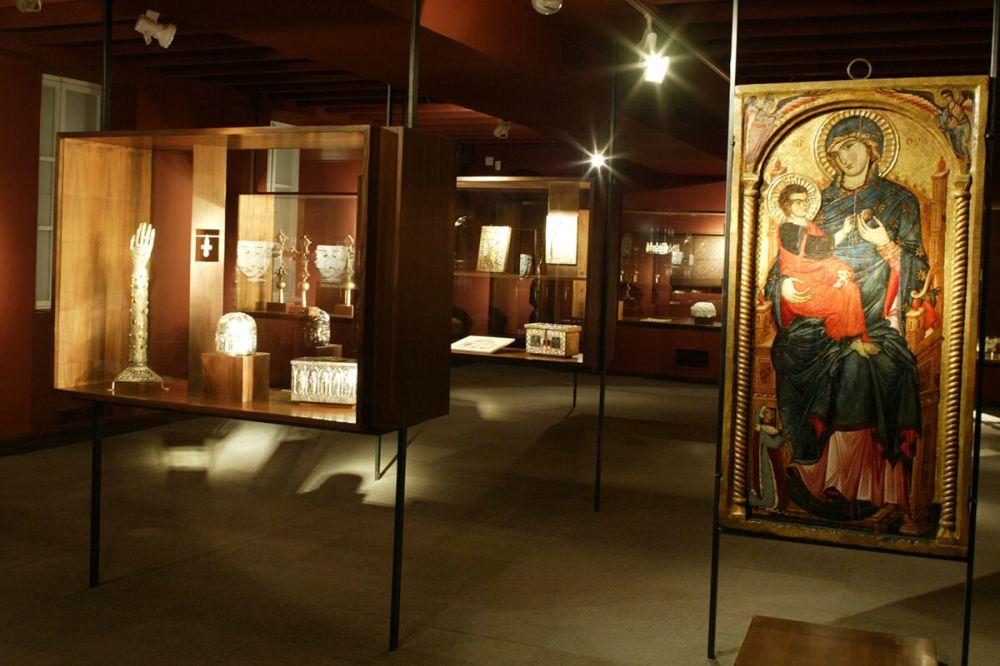 Stalna izložba crkvene umjetnosti (SICU)