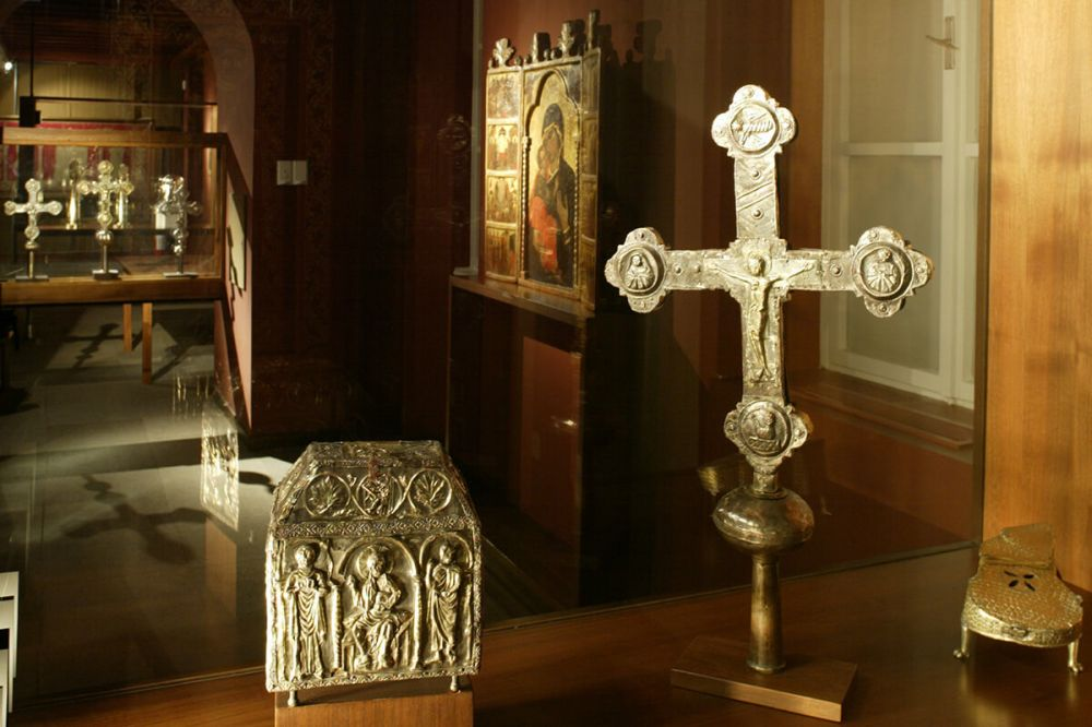 Permanent Exhibition of Church Art