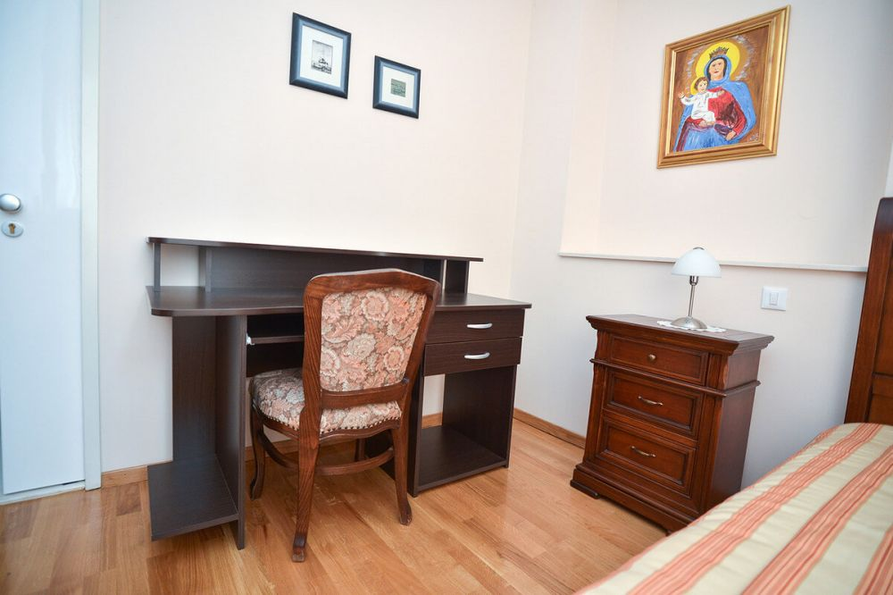 L'unité de logement Sainte-Scolastique